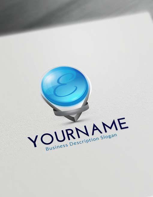 Online Logo Creator – Free 3D Pointer Logo Maker