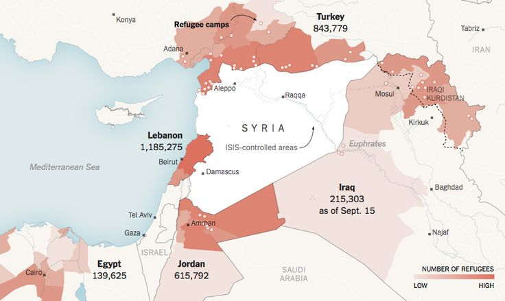 A visual guide to the crisis in Iraq and Syria.  http://www.nytimes.com/interactive/2014/06/12/world/middleeast/the-iraq-isis-conflict-in-maps-photos-and-video.html