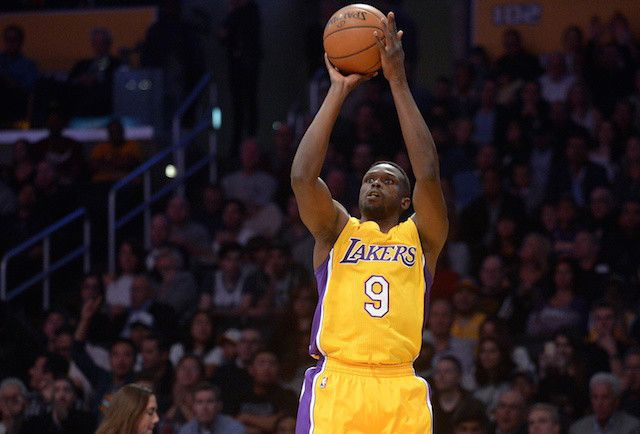 The Orlando Magic may be interested in trading for Los Angeles Lakers forwards Luol Deng and Larry Nance Jr. during the offseason.