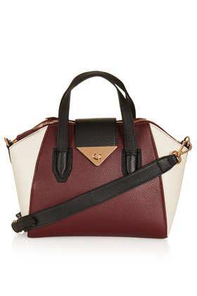 Mini sac Evian en colour block - Sacs et porte-monnaie  - Sacs et accessoires