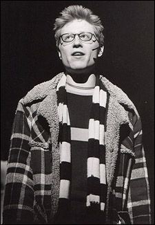 Anthony Rapp as Mark in OBC of Rent