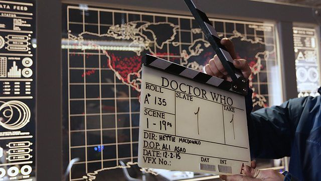 """BBC Latest News - Doctor Who - Filming begins on Block 2. CLICK IT. YEEEESSSSS. IM SO HAPPY! I realized...most people say """"I can't wait for Christmas, all the presents and family is wonderful"""" but no, not me! I say """" DOCTOR WHO, SHERLOCK, OMGOMGOMGOMG"""""""