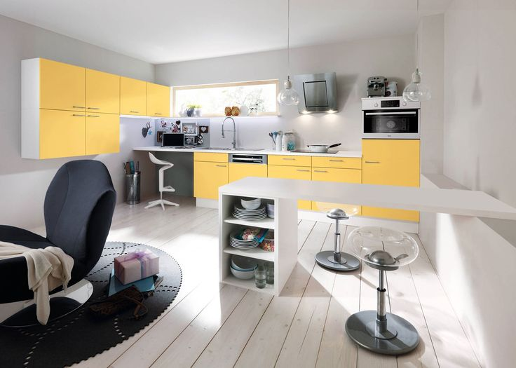 22 best Küche kann so einfach sein images on Pinterest Kitchen - nobilia küchen günstig kaufen