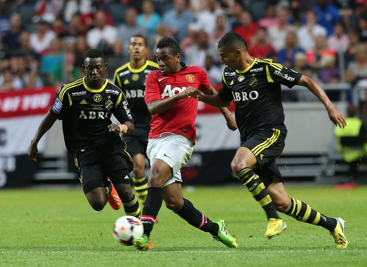 Read ManUtd.com's match report as Manchester United play AIK at Friends Arena in Stockholm as part of Tour 2013, presented by Aon.