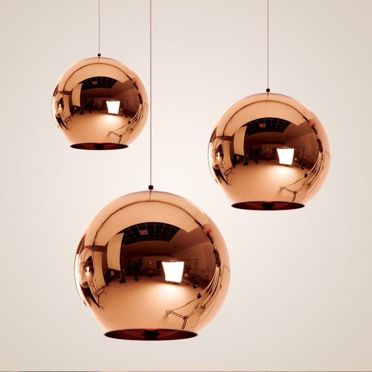 pendelleuchte kupfer rund kalt bild und adebaffcdfe copper lampshade lampshades
