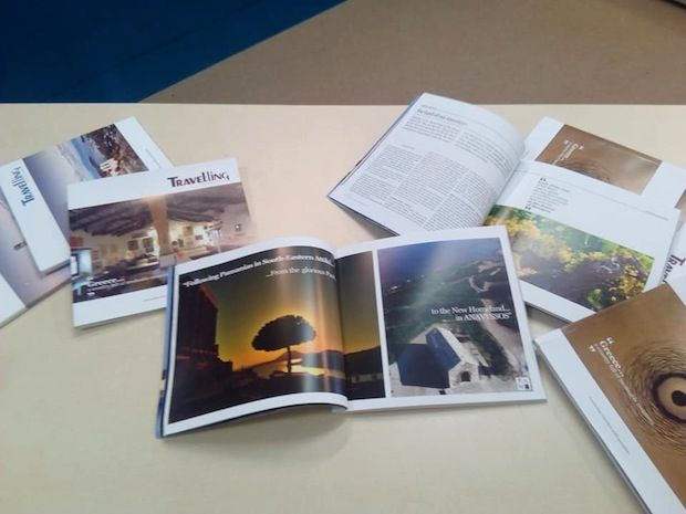 Travelling Exclusive: Αφιερωμένα στη Πολιτιστική Κληρονομιά της Ελλάδας κυκλοφορούν τα τεύχη Νο 3 και Νο 4