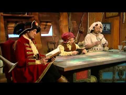 ▶ Piet Piraat - Op Een Onbewoond Eiland - YouTube