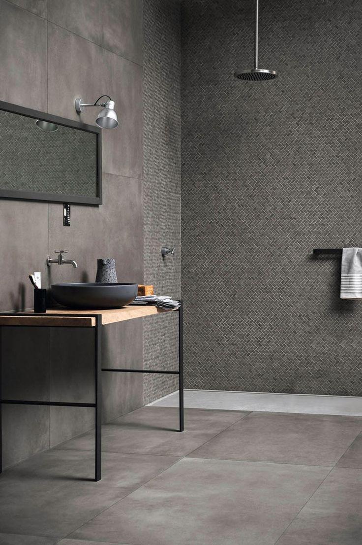 Moderne Und Klassische Stilwelten Für Ihr Bad. Entdecken Sie Die Boden  Und  Wandfliesen Aus Feinsteinzeug Von Marazzi.