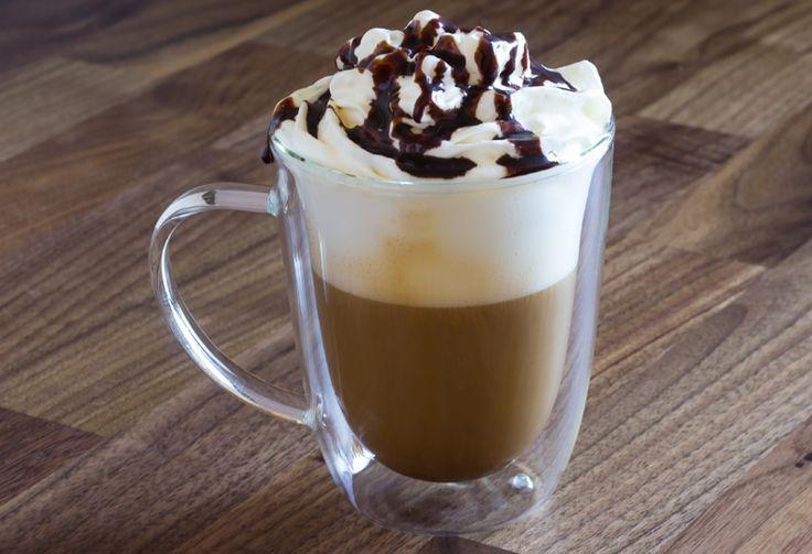 Peppermint Mocha Recipe | Explore Create Savour Blog #mocha #coffee #caramel #drink #torani