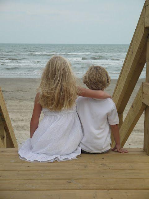 Onze liefde uit zich in onze twee kinderen die we kregen