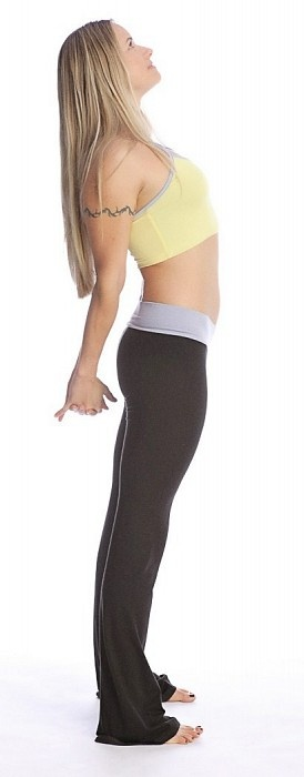 Made from ProModal, a highly sustainable fabric derived from beech wood and eucalyptus tree, these stylish yoga pants are softer than cotton with 50% more moisture wicking capabilities and 1/20th of the ecological impact.