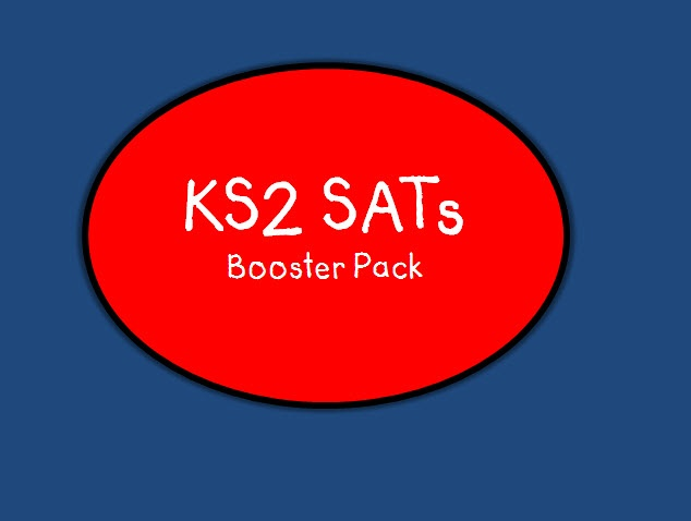 {SATs Freebie} Your child's SATs Booster pack is FREE !!   * SATs Revision Papers * Key objectives linked to previous many SATs questions * Parent Guide to understanding SATs * Revision Mats * Links to online games * Video Tutorial on how to answer SATs Papers  PLUS . . . free a consultation with a teacher, when you need it.  Visit your child's Report page, or Lesson Hut now and it'll be waiting for you !! It's great to work together !! :)