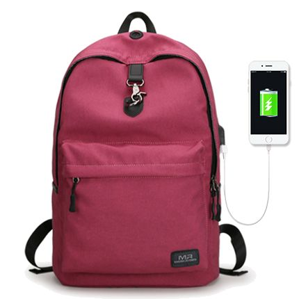 Mark Ryden Simple USB Backpack
