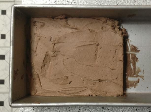 Low Carb Fudge: Because I know I need chocolate every few days or I explode. ;)