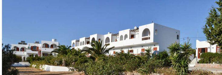Hotel Lakki Studios i Amopi på Karpathos, Grækenland.