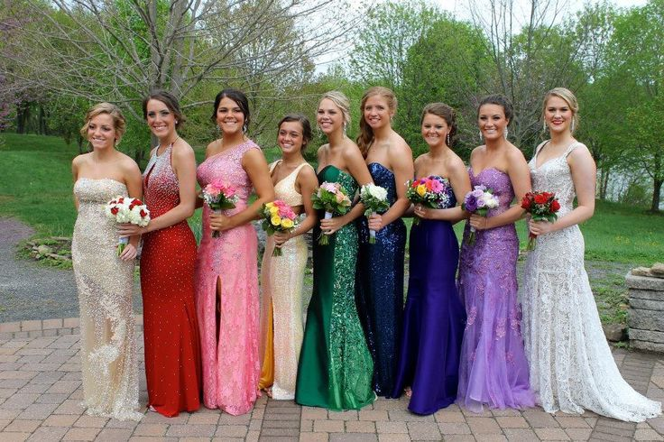 Long Prom Gowns and Dresses for Pageants. PromGirl has a large collection of long prom dresses and evening gowns from some of the best prom dress designers.