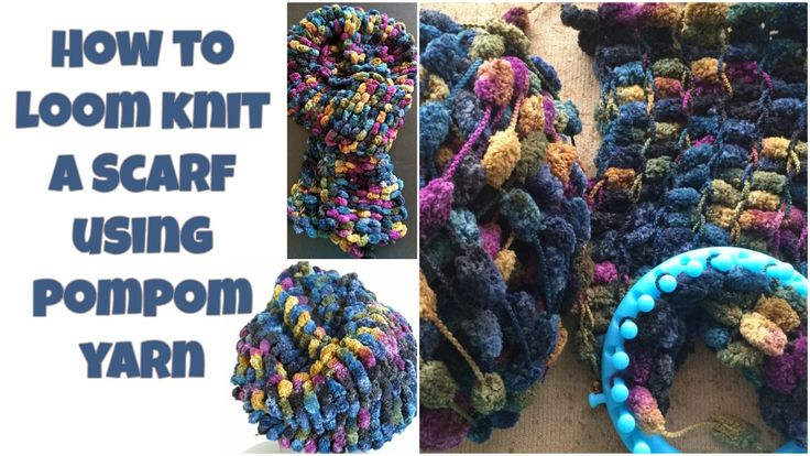 42 Best Loom Knitting Images On Pinterest Loom Knitting Projects