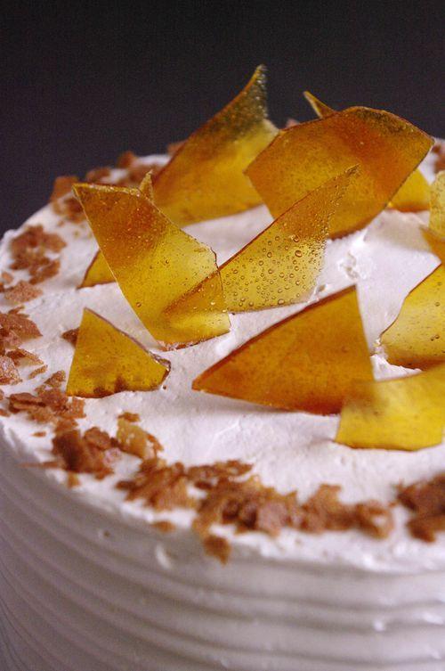 crème au beurre meringue suisse | I Love Cakes