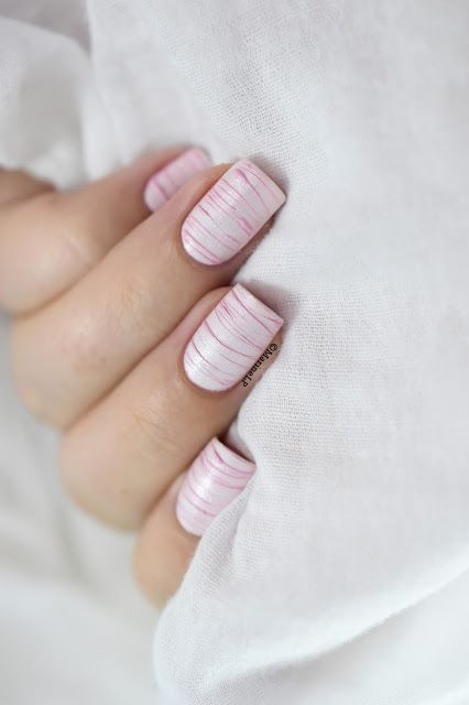 Marine Loves Polish: Nailstorming - Gourmandises / Sugar Spun Nails [VIDEO TUTORIAL]