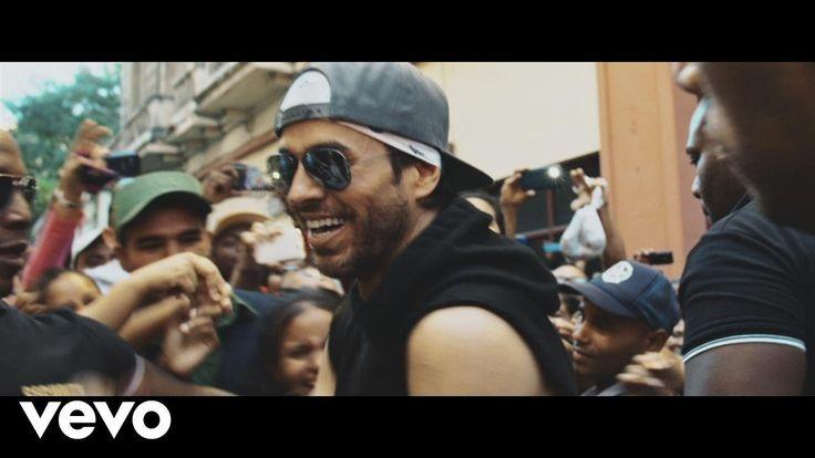 Enrique Iglesias - SUBEME LA RADIO ft. Descemer Bueno, Zion & Lennox has the line: Traeme el alcohol que quita el dolor...