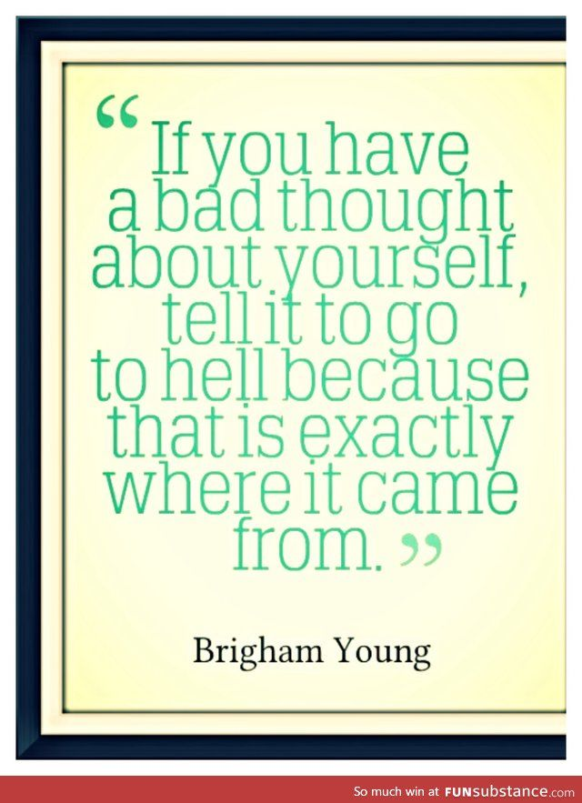 ~Brigham Young~