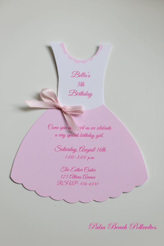 Ballerina Ballet Princess Dress Dance Music by palmbeachpolkadots