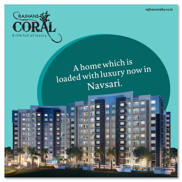 A home which is loaded with luxury now in Navsari.