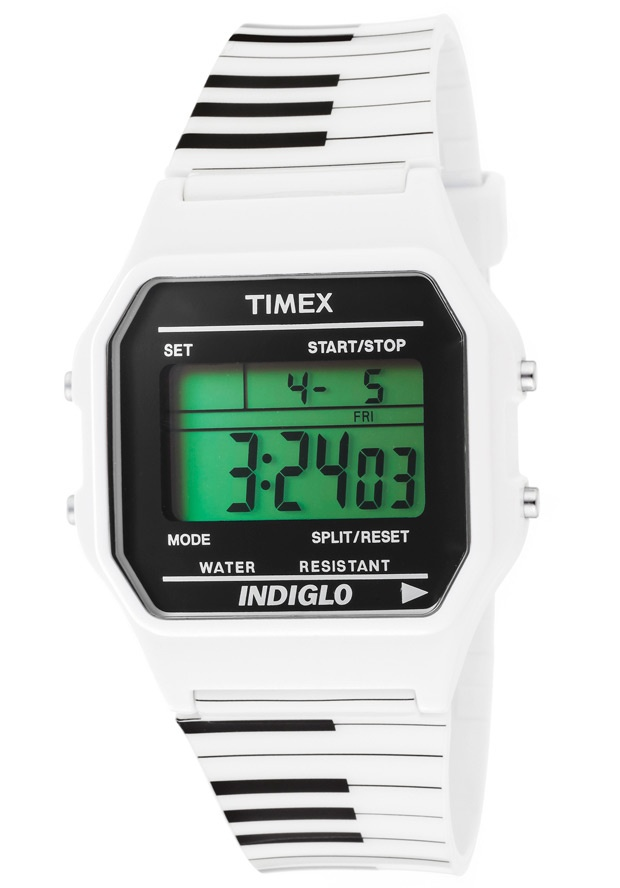 Price:$24.99 #watches Timex 2N581, This Timex timepiece is uniquely known for it's classy and sporty look. It's accentuated design has made it one of the best sellers year after year.