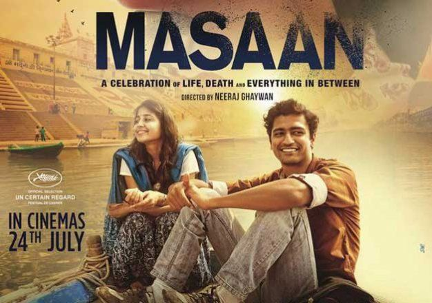 Its #Bollywood #Friday and the latest release is Masaan a #drama starring Richa Chadda and Sanjay Mishra (actor) .  Enjoy the movie with #styleindia and do share your reviews in the comments.