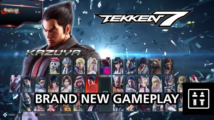 Tekken 7  VR Gameplay Story Mode Gameplay & Character Customisation [Video] #Playstation4 #PS4 #Sony #videogames #playstation #gamer #games #gaming