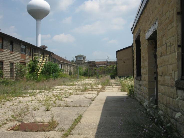 Joliet Prison Tour   Route 66   Pinterest   Prison