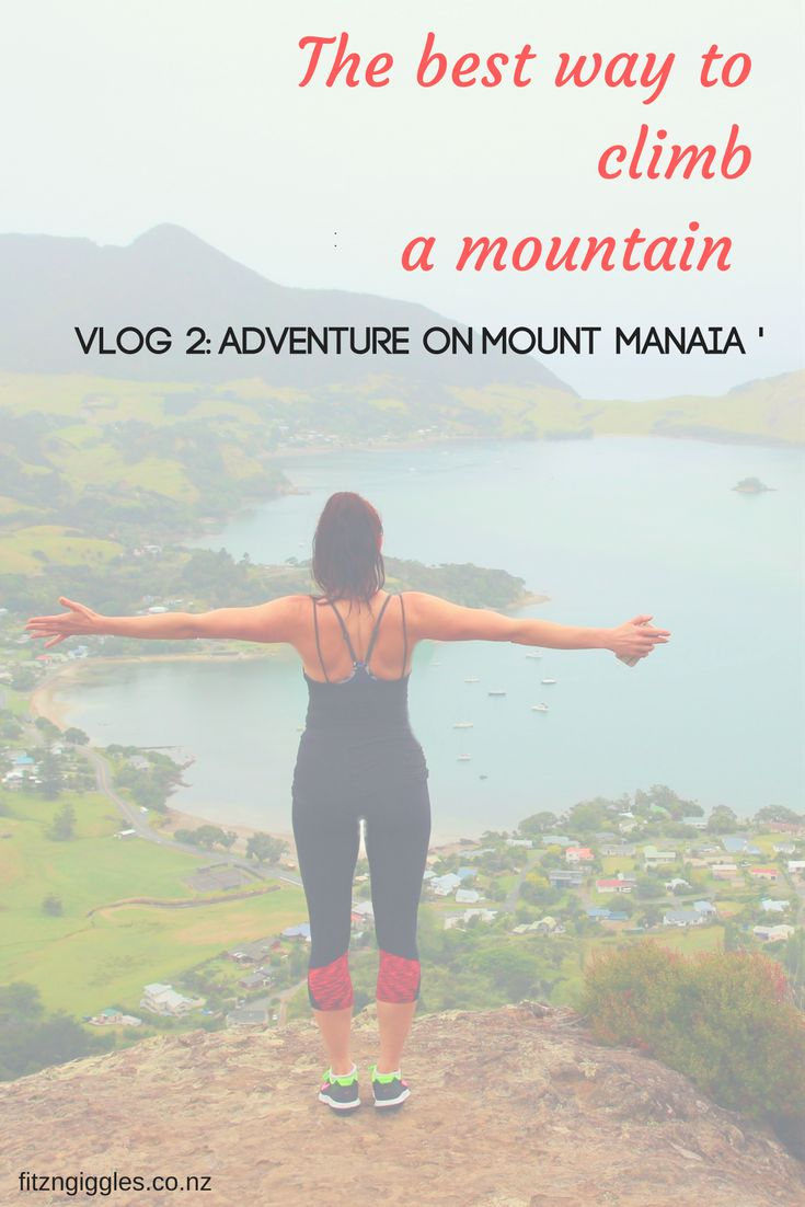 NZ lifestyle & fitness blogger Alex Hannam shares her experience of hiking Mt Manaia. Alex loves to inspire others to discover their own active lifestyle