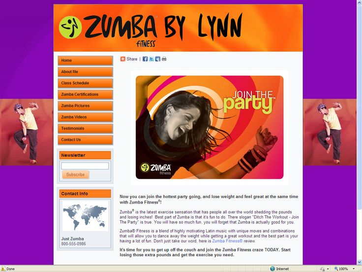 17 Best Images About Zumba Marketing Resources On
