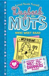 Voor 10+: Nikki weet raad - Rachel Renée Russell. Een nieuw deel van Dagboek van een Muts. Graphic Novel voor meiden.