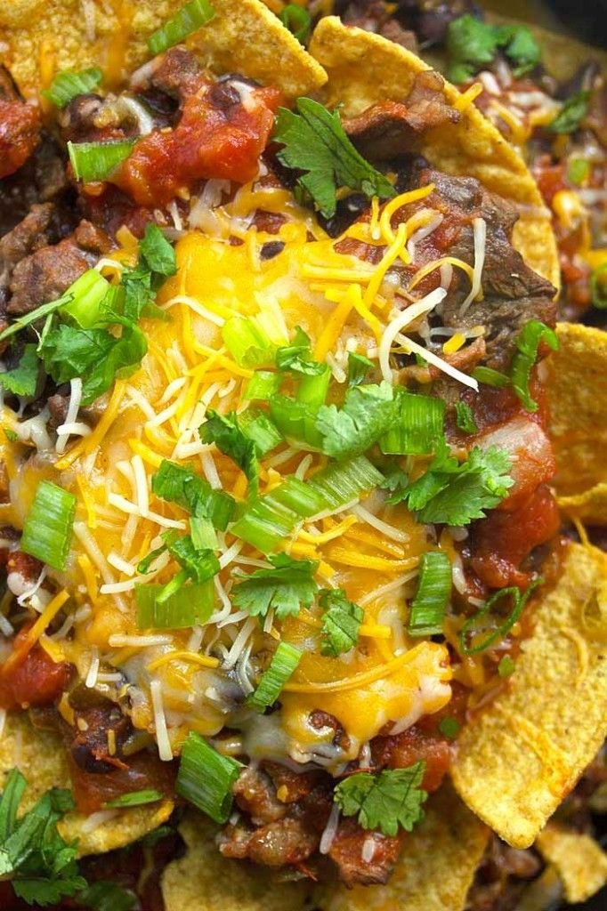 Football season is in full effect, and I've got a fun Steak Nachos recipe on BHG's Delish Dish today, along with a giveaway of the new Better Homes and Gardens Cook Book! When I saw these nachos in the 16th edition of the cookbook, I got way too excited!  They are the perfect thing to …