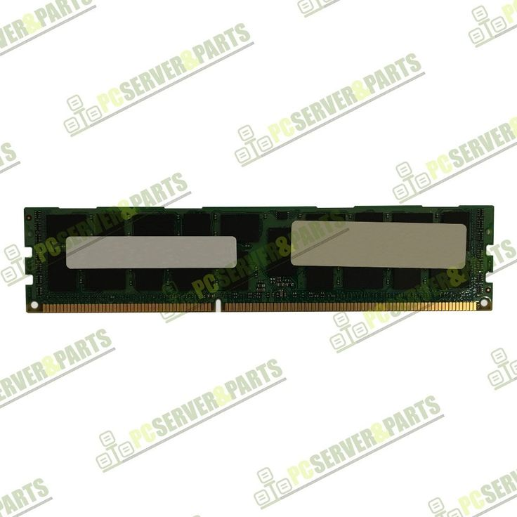 8GB 1x 8GB PC3L-10600R Memory Upgrade Kit for Dell PowerEdge R910 Server