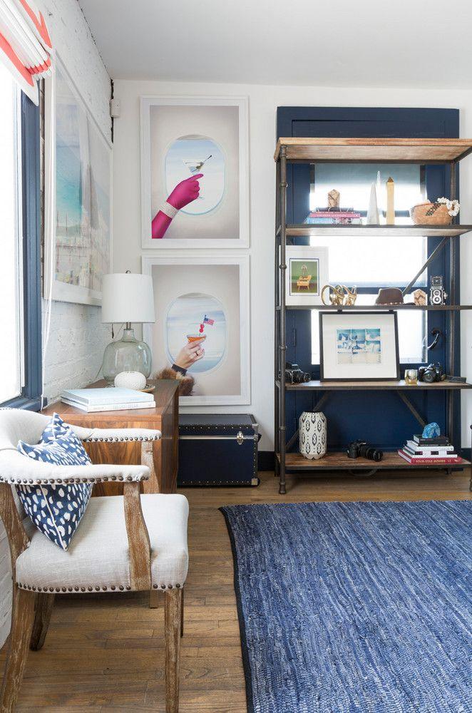 nautical themed office decor