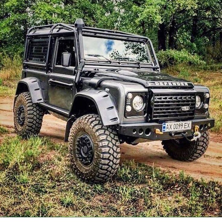 "1,213 Likes, 4 Comments - @landroverphotoalbum on Instagram: ""Defender 90 Source: @offroaderlife @landroverdefender #landrover #Defender90 #landroverdefender…"""