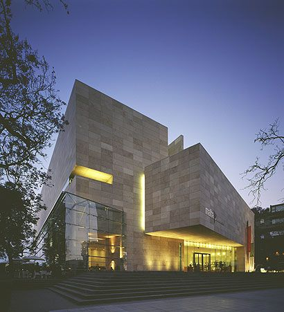 Malba (Museum of Latin American Arts) in Palermo - Buenos Aires, Argentina