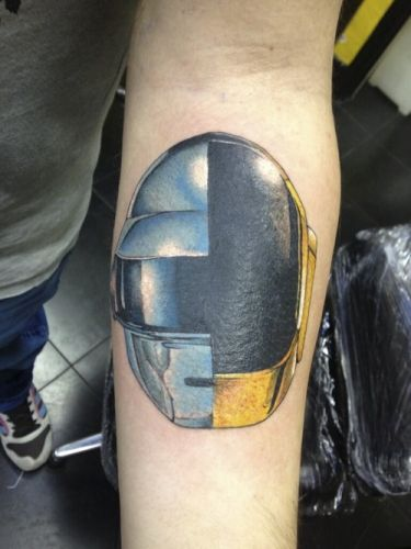 17 best images about tattoo on pinterest daft punk