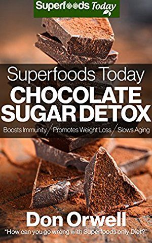 25 April 2017 : Superfoods Today Chocolate Sugar Detox: Quick