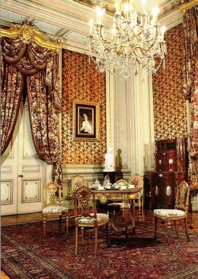 #Palacio #Cousiño - #Salón #de #Té