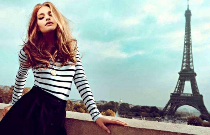 Почему француженки не толстеют! » Женский Мир