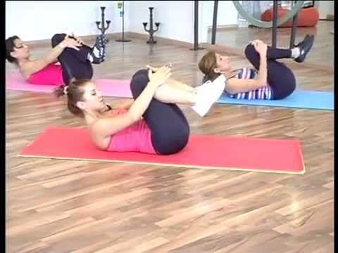 Studio Pure ile Karın Kası Egzersizleri