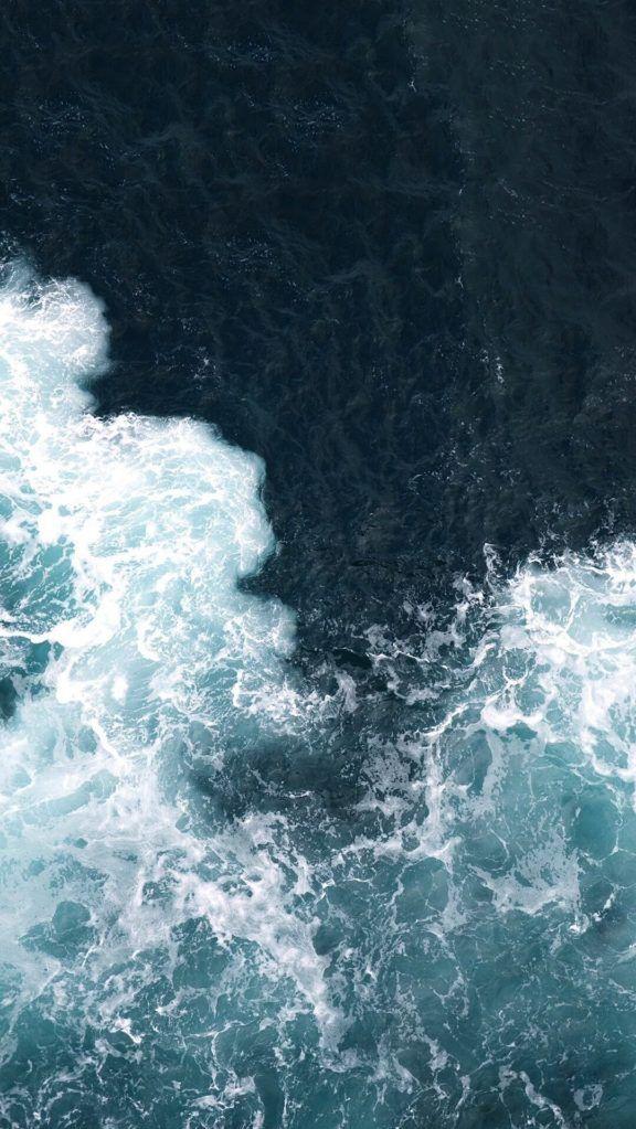 Ocean Blue Water Waves Iphone Wallpaper Iphone Wallpapers Hipster Wallpaper Iphone Wallpaper Hipster Ocean Wallpaper