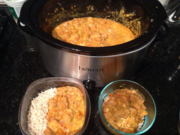 Chicken and buttercup squash Slowcooker korma                                                                                                                                                     More