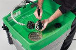 Bio-Circle environmentally friendly parts cleaning system! Get rid of those harsh solvents and love your Bio-Circle!
