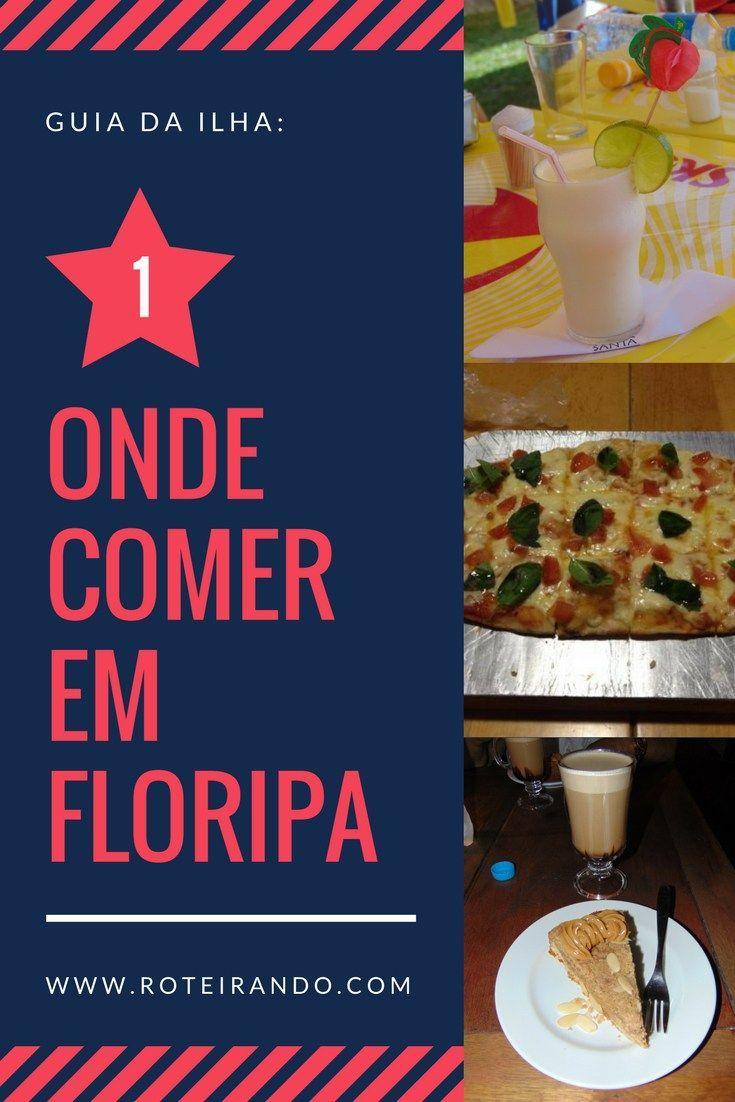 Aqui você encontra dicas de onde comer em Florianópolis com qualidade e preço bom, já que todo mundo procura economia e qualidade quando viaja!