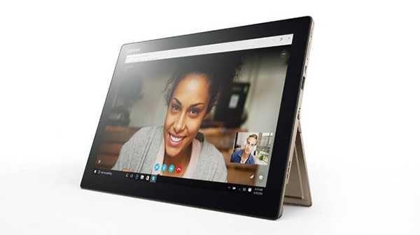 Компания Lenovo работает над преемником планшетного компьютера IdeaPad Miix 700…