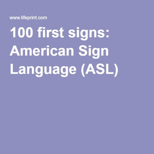 informative speech on american sign language The source and nature of earliest speech and civilization are puzzles which have  sign in not registered  ancient greek ideas on speech, language,.